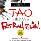 Fatboy Slim – Live @ TAO Nightclub, Las Vegas, USA (21 June 2013)